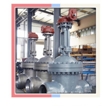 """Gear Actuator Wcb Steel Bw End Gate Valve in 12""""-800lb"""