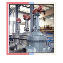 """Шестеренный привод Wcb Steel Bw Запорный клапан в 12 """"-800 фунтов"""