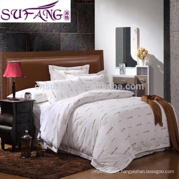 2017 Amazon Hot Sale 100% egyption cotton digital printed bedding set