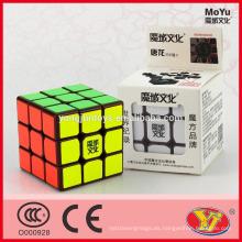 Moyu TangLong Juguetes al por mayor del intelecto del cubo del rompecabezas mágico para la promoción