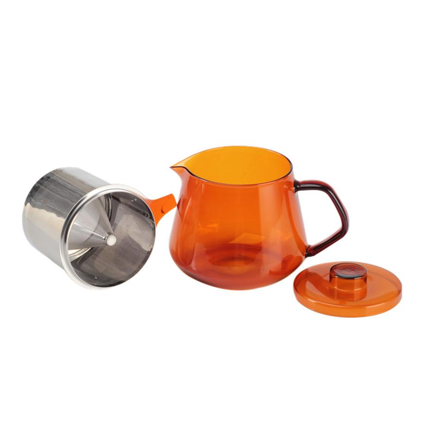 Amazon Best Seller Glass Tea Kettle Set