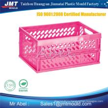 пластиковый овощной ящик прессформы впрыски клети Качество формы выбора