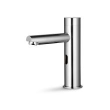Torneira de latão de água para lavatório de banheiro de design moderno
