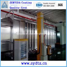 Nueva pintura en polvo de pulverización electrostática automática de pintura de la máquina de pulverización