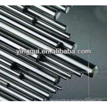 Haste de alumínio 6005