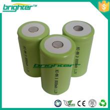 Hohe Kapazität 1.2v nimh wiederaufladbare Batterie für LED-Taschenlampe Fackel Licht