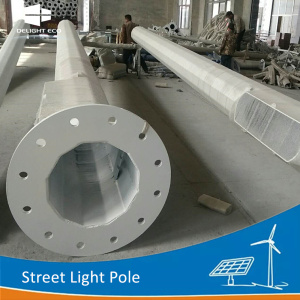 DELIGHT Square Steel Light Pole