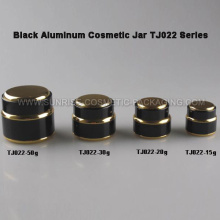 Crema de aluminio negro