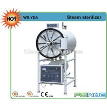 Horizontal cylindrical dry heat sterilization oven