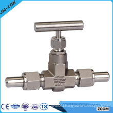 10000psi high pressure forged needle valve