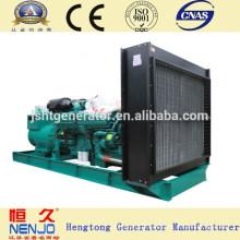 Precio barato 250 KW Wudong WD135TAD28 Generador chino