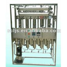 Producción y exportación de varias máquinas de destilación de agua precio barato