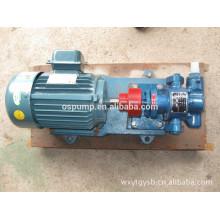 pompe à engrenages KCB / 2CY engrenage pompe de transfert d'huile pompe à engrenages de transfert d'huile