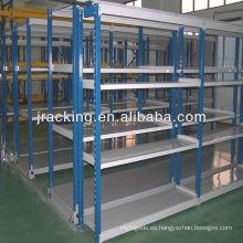 Jracking Warehouse Storage Solution estante repuestos