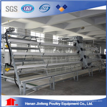 Automatic Poultry Feeding System Chicken Battery Cage Chicken Raising Equipment