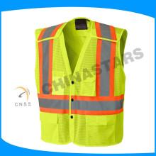 ANSI 107 Class 2 stylish safety vest