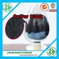 Prix compétitif Colorants sulfurés Nocif noir pour coton / textile Slufur Noir Br 200%