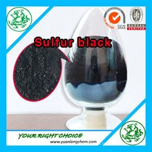 High Quality Sulfur Black Br 200% Price in China CAS No: 1326-82-5