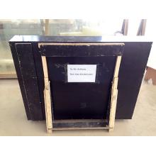 ¡El tamaño modificado para requisitos particulares! Vidrio de plomo de la protección de radiación / vidrio de plomo protector de la radiografía para la venta