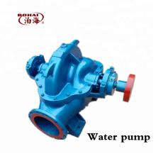 Bomba de água dupla do impulsor gêmeo elétrico da irrigação da sucção de Os