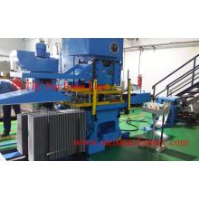 factory customized for Fin Press Line is a automatic fin production equipment, it includes fin press line and fin die Fin Press Line export to Costa Rica Manufacturer