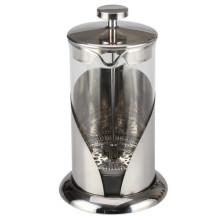 Imprensa francesa de vidro de aço inoxidável café imprensa Pot