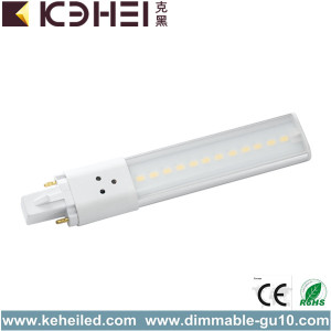 Tubo luminoso a LED 6W G23 PLL 4000K