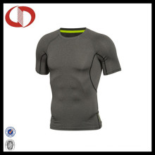 Custom Made Men′s Fitness Wear Compression Yoga Shirt