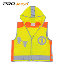 ovely Kids High Visibility security Reflective Vest Safety
