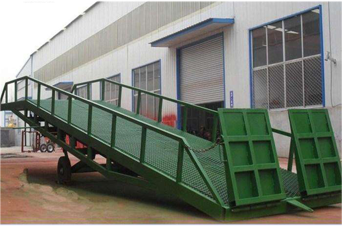 Preferential Movile Dock Ramp For Sale