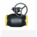 worm gear turbine drive cameron fully welded ball valves