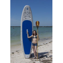 Leichtes Stand Up Sup Paddle Board Sportbretter mit Ruder
