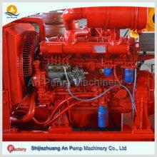 Großer Schlauch Power Horizontal Zylinder Wassergekühlt Marine Diesel Motor