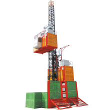 Construction material residential building elevations/Construction lifter