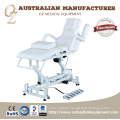 Australian Manufacturer Hospital Orthopedic Table ISO 13485 Electric Treatment Couch Professional Chiropractic Bed