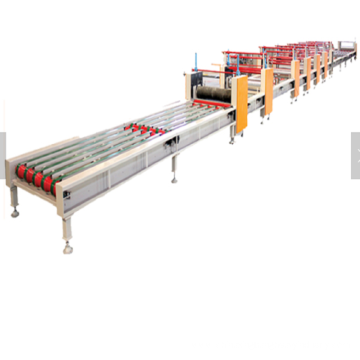 xing bang FB-9 straw board making machine