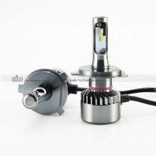 El buen precio de China 9600LM H4 llevó la linterna con el certificado del CE ROHS