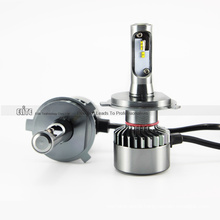 China good price 9600LM H4 car led headlight with CE ROHS Certificate