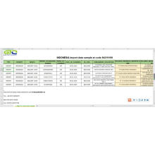 Indonesien Importdaten bei Code 842191 Teile der Zentrifugalmaschine