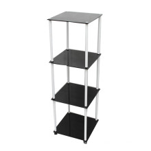 Multiple Layer Glass Display Stand