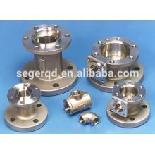 personnaliser le moulage mécanique sous pression d'acier inoxydable pour l'application de machines