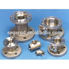 customize stainless steel die casting for machinery application