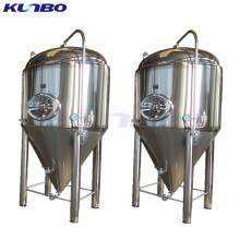 KUNBO используется Заквашивать оборудование Винзавода пива нержавеющей стали конический Ферментер