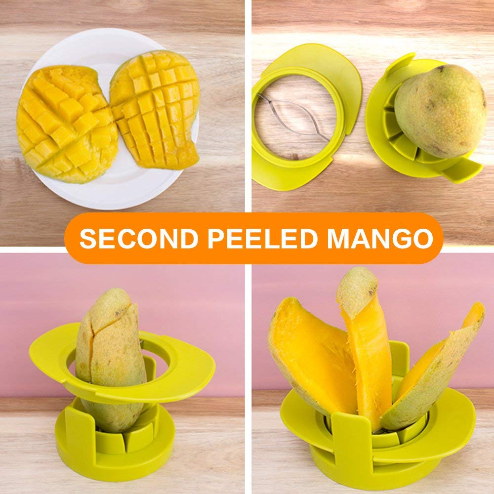 Multifunction Kitchen Gadget Fruit Cutter Slicer Tools