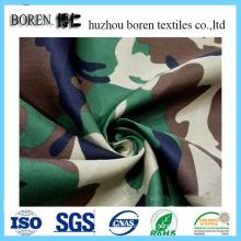 Tissus de camouflage camouflage promotionnel en tissu de gabardine