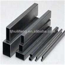 Galvanized rectangular pipe steel