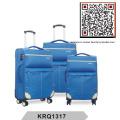 Mode EVA Soft Reise Trolley Gepäck Koffer (KRQ1317 #)