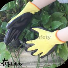 SRSAFETY nitrile coating work gloves EN388 3121