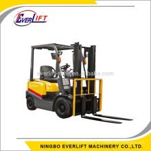 Empilhadeira do diesel de 1.5 2 2.5 3 3.5 toneladas 3m 4.5m 5m 6m