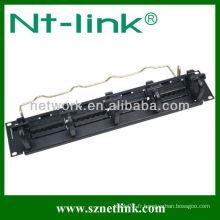 Avec le gestionnaire de câble 24 ports utp cat6 systimax patch panels